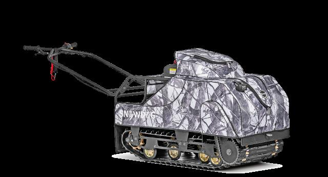 фото - SNOWDOG  COMPACT RATO R9M-WR